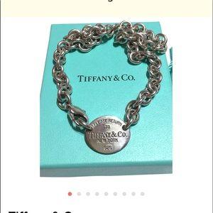 Tiffany & Co. Return to Tiffany Choker Necklace